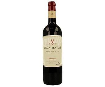 Viña Mayor Vino tinto reserva con denominación de origen Ribera del Duero Botella de 75 Centilitros