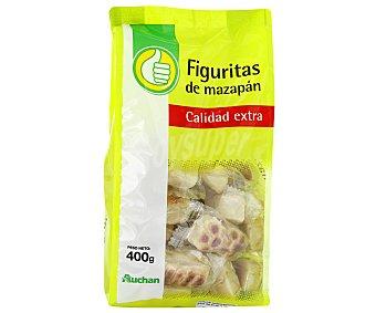 Productos Económicos Alcampo Figuritas de mazapán 400 gramos