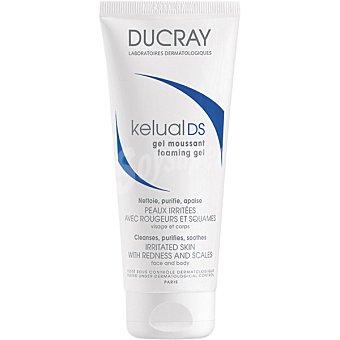 Ducray kelual ds Gel limpiador para pieles irritadas con rojeces o descamadas Tubo 200 ml