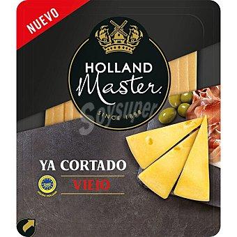 Holland Master queso gouda viejo ya cortado cuña 175 g