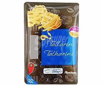 Auchan Tallarines (pasta fresca al huevo) 250 gramos