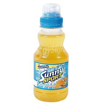 Sunny Sport Bebida isotónica sport sabor naranja con minerales y vitaminas  Botella de 31 cl