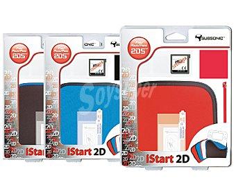 SUBSONIC Kit de Accesorios Istart para Nintendo 2DS 1 Unidad