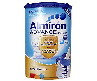 Almirón Nutricia Leche de crecimiento 3, para bebés de 12 a 24 meses 800 g