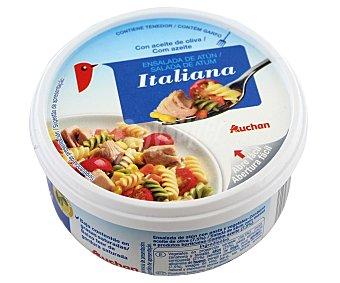 Auchan Ensalada de atún italiana 250 gramos