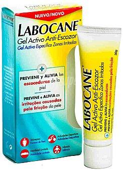 LABOCANE Gel activo anti escozor adulto para prevenir y aliviar irritaciones propias de la piel o por prendas íntimas,, 28 Gramos