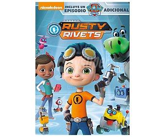Nickelodeon Rusty Rivets, 2018. Película en Dvd. Género: animación, aventuras. Edad: preescolar