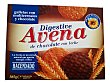 Galleta digestive avena chocolate 2 tubos, 385 g Hacendado