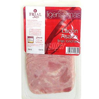 FRIAL LIGERISSIMAS lacón asado en finas lonchas  sobre 150 g