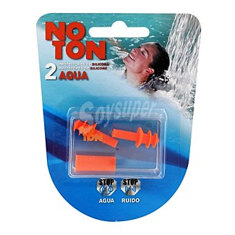 Noton Tapón para oídos de silicona 2 ud