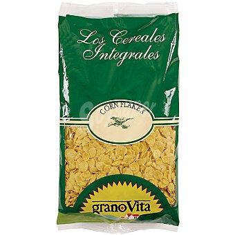 GRANOVITA Corn Flakes Cereales integrales sin azúcar Bolsa 375 g