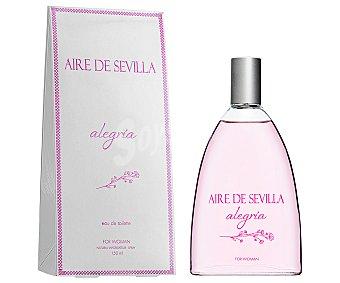 Aire de Sevilla Eau de toilette para mujer con vaporizador en spray alegría 150 ml