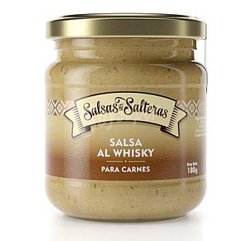Salteras Salsa al whisky para carnes Salsas de sin gluten Tarro 180 g