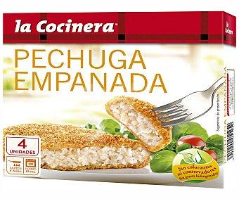 La Cocinera Pollo Empanado 330 g