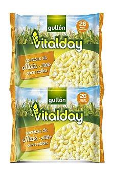 Gullón Tortitas maíz Vitalday 4x27.2g