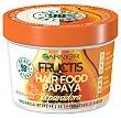 Mascarilla intensiva reparadora con papaya, para cabello dañado hair food 390 ml Fructis Garnier