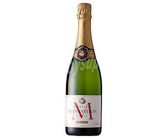 MONTAUDON Champagne brut botella de 75 centilitros