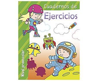 Panini Cuaderno de ejercicios nivel preescolar. Género: infantil, actividades. Editorial Panini. Descuento ya incluido en pvp. PVP anterior:
