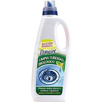 Donaire Limpia tuberías biológico elimina malos olores y residuos orgánicos Botella 1 l