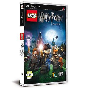 PSP Videojuego Lego Harry Potter  1 Unidad