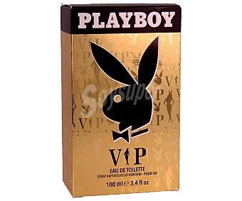 Playboy Fragrances Vip eau de toilette masculina  spray 100 ml