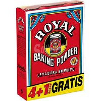 ROYAL Levadura 64 g + 16
