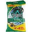 Sword extreme sensitive 3 maquinilla desechable Bolsa 8 u Wilkinson