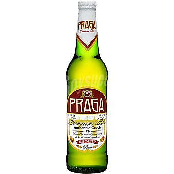 Praga Cerveza checa Botellín 50 cl