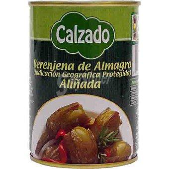 Calzado Berenjena de Almagro aliñada Lata 210 g