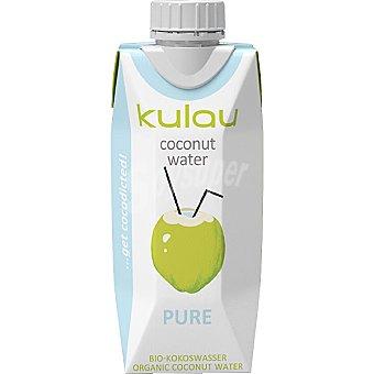 EKOTRADE Kulau Agua de coco puro Envase 300 ml