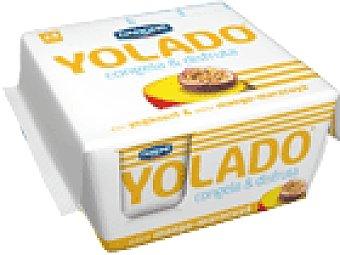 Yolado Danone YOLADO MANGO-MARACUYA 4 UNI