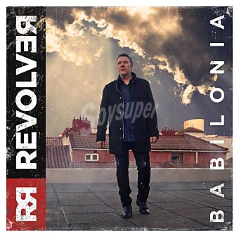 """Revolver """"babilonia"""" CD 1 ud"""