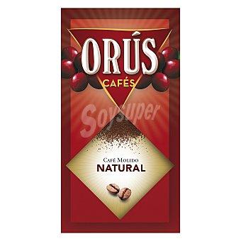 Orus Café molido natural Paquete 250 g