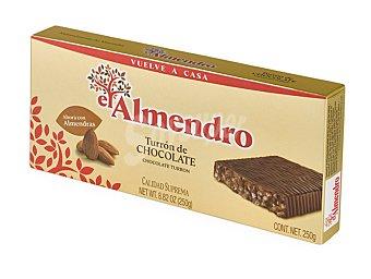 El Almendro El Almendro turrón chocolate crujiente clásico 285 gr