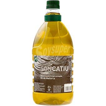 Son cantiu Aceite de oliva virgen extra D.O. Mallorca bidon 2 l 2 l