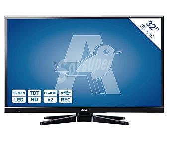 """Qilive Televisión 32"""" LED Q1892 1 unidad"""