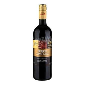 De nuestra tierra Vino D.O. Montilla-Moriles Pedro Ximénez dulce - Exclusivo Carrefour Vino D.O. Montilla-Moriles Pedro Ximénez dulce