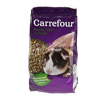 Carrefour Comida conejillo de Índias 800 gr