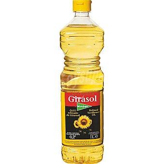El Corte Inglés Aceite de girasol Botella 1 l
