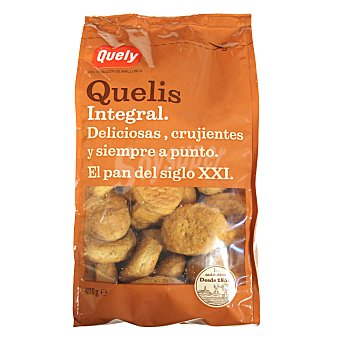 Quely Galletas de Inca integrales 400 g