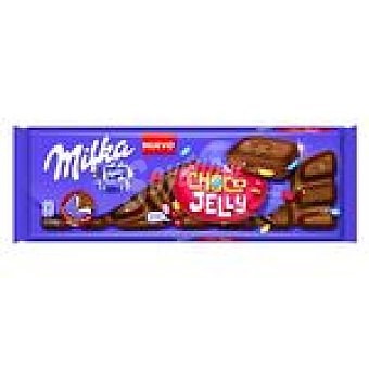 Milka Chocolate jelly 250 g
