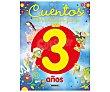 Cuentos maravillosos para 3 años. VV.AA., Género: Infantil, Editorial:  Susaeta