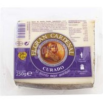 EL GRAN CARDENAL Queso curado 250 g