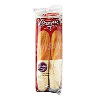 Eroski Baguette Pack 2x125 g