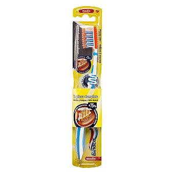 Binaca Cepillo dental limpieza completa 1 ud