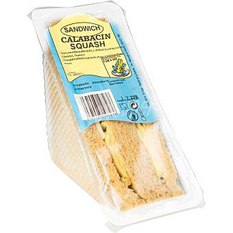 Chachy sandwich de calabacín unidad 160 g