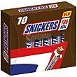 Chocolatina Caja 200 g Snickers