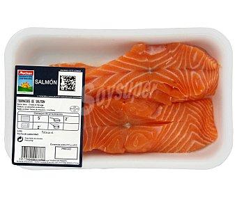 DESPUBLICADAS POR ADMIN Tournedos de salmòn pescado Bbndeja 280 gramos