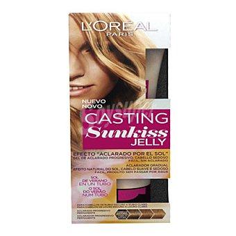 """Casting Crème Gloss L'Oréal Paris Gel Sunkiss Jelly efecto """"aclarado por el sol"""" para cabellos rubios 1 ud"""