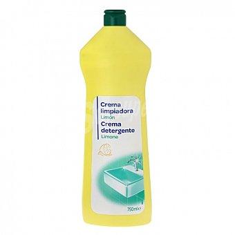 Limpiador en crema aroma limón 750 ml 750 ml